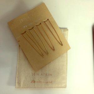 Jen Atkin for Chloe and Isabel Bobby pins
